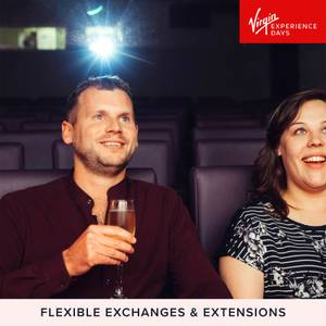 Champagne Cinema Evening for Two at the 5* Luxury Courthouse Hotel, London