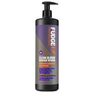Fudge Clean Blonde Damage Rewind Shampoo 1000 ml