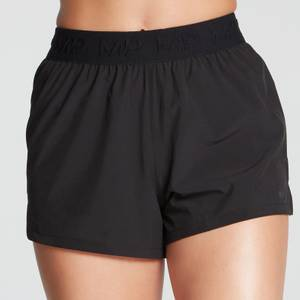 Pantalón corto Essentials Training Energy para mujer de MP - Negro