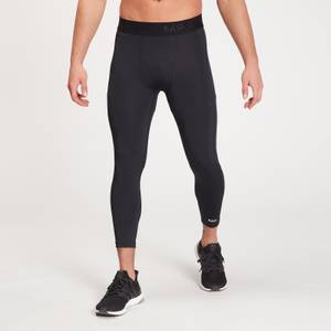 MP Men's Essentials Training 3/4 Leggings Baselayer - Black