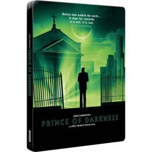 Le Prince des ténèbres - Steelbook 4K Ultra HD Édition Ultra Limitée Exclusivité Zavvi