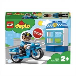 LEGO DUPLO Town : La moto de police (10900)