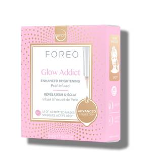 FOREO Glow Addict UFO/UFO Mini Brightening Face Mask (6 Pack)