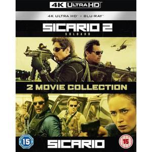 Sicario / Sicario 2: Soldado - 4K Ultra HD