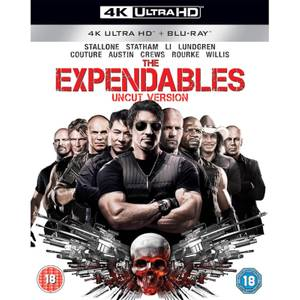 The Expendables - 4K Ultra HD