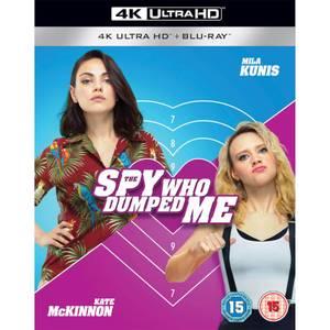 The Spy Who Dumped Me - 4K Ultra HD