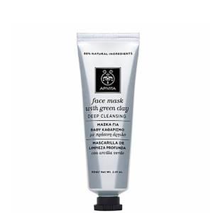 APIVITA Deep Cleansing Face Mask - Green Clay 50ml