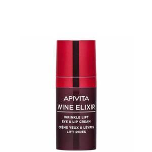 APIVITA Wine Elixir Wrinkle Lift Eye and Lip Cream 0.54 oz