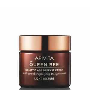 APIVITA Queen Bee Holistic Age Defense Cream - Light Texture 50ml