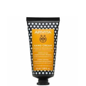 APIVITA Intensive Moisturizing Hand Cream with Hyaluronic Acid and Honey 1.69 fl. oz