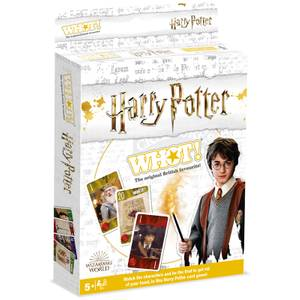 Harry Potter WHOT! Travel Tuckbox Card Game - Harry Potter Edition