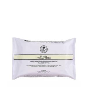 Organic Facial Wipes (25 Pack)