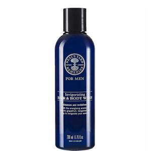 Invigorating Hair & Body Wash 200ml
