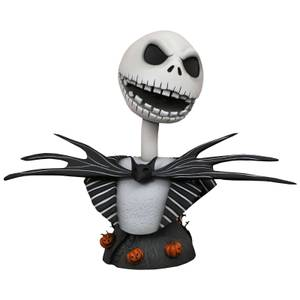 Diamond Select The Nightmare Before Christmas Legends in 3D 1/2 Scale Bust - Jack Skellington