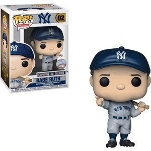 MLB New York Yankees Babe Ruth Funko Pop! Vinyl