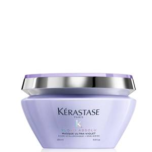 Kérastase Blond Absolu Masque Ultra Violet Treatment kuracja do włosów blond 200 ml