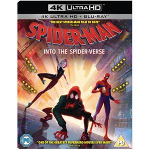 Spider-Man: A New Universe - 4K Ultra HD