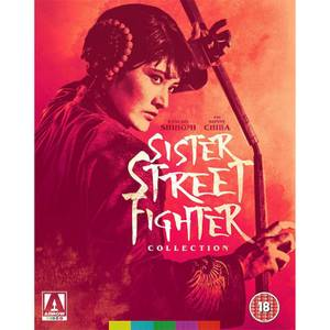 Sister Streetfighter Collection