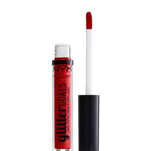 NYX Professional Makeup Glitter Goals Liquid Lipstick (Various Shades)