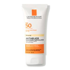 La Roche-Posay Anthelios SPF 50 Mineral Sunscreen - Gentle Lotion 3.04 fl. oz
