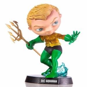 Figurine en PVC Iron Studios DC Comics Mini Co. Aquaman 12 cm