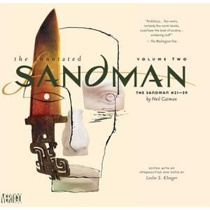 DC Comics - Annotated Sandman Hc Vol 02 Hard Cover