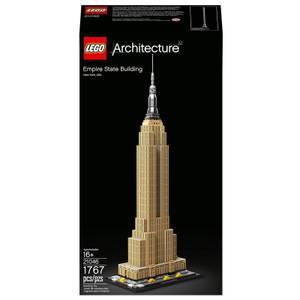 LEGO® Architecture: L'Empire State Building (21046)