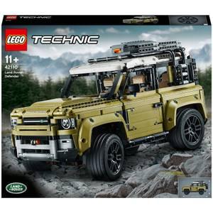 LEGO Technic: Land Rover Defender Collector's Model Car (42110)