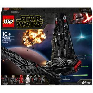 LEGO Star Wars: Kylo Ren's Shuttle Building Set (75256)