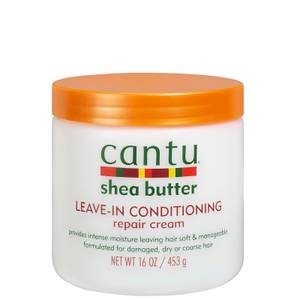 Cantu Shea Butter Leave in Conditioning Repair Cream 453g