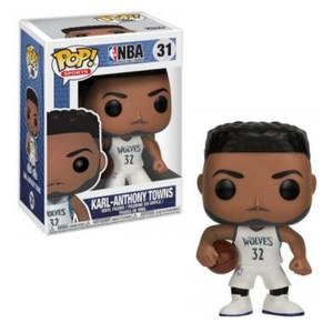 NBA Legends Minnesota Timberwolves Karl-Anthony Towns Funko Pop! Vinyl