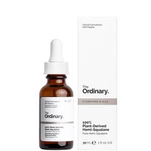 The Ordinary 100% Plant-Derived Hemi-Squalane 30ml
