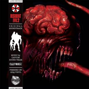 Laced Records - Resident Evil 2 (Original Soundtrack) Double vinyle LP