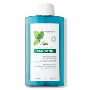 KLORANE Detox Shampoo with Aquatic Mint 13.5 fl oz.