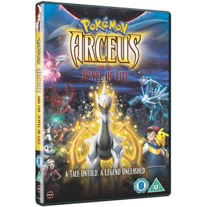Pokemon Movie 12: Arceus and the Jewel of Life