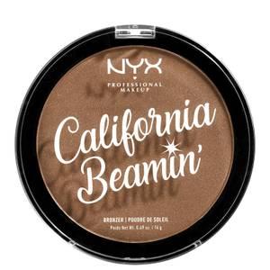 NYX Professional Makeup California Beamin' Face and Body Bronzer 14g (Various Shades)