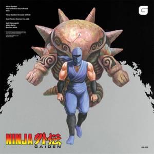 Brave Wave - Ninja Gaiden (The Definitive Soundtrack, Vol. 1) 2xLP