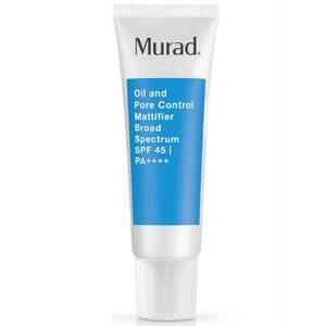 Murad Oil and Pore Control Mattifier Broad Spectrum SPF 45 | PA++++ 1.7 fl. oz