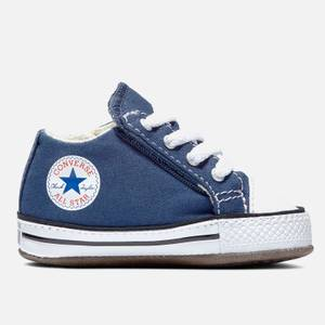 Converse Babies' Chuck Taylor All Star Cribster Soft Trainers - Navy