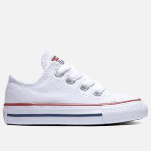 Converse Toddlers' Chuck Taylor All Star Ox Trainers - White