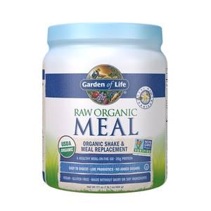 Garden of Life Raw Organic All-In-One Shake - Vanilla - 484g