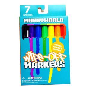 Kidrobot Munny World Marker Pack