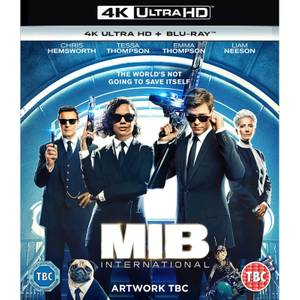 Men In Black: International - 4K Ultra HD