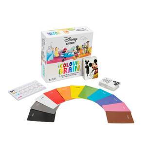 Disney Colour Brain Game