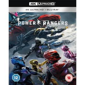 Power Rangers - 4K Ultra HD