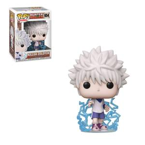 Figura Funko Pop! - Killua Zoldyck - Hunter x Hunter