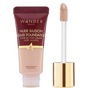 Wander Beauty Nude Illusion Liquid Foundation 1.01 oz (Various Shades)