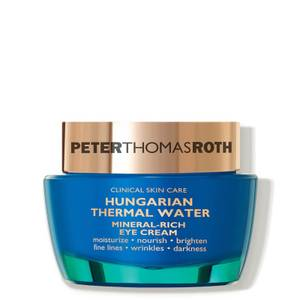 Peter Thomas Roth Hungarian Thermal Water Mineral Rich Eye Cream 15ml