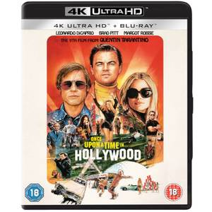 Once Upon a Time… in Hollywood - 4K UltraHD (Blu-ray inclus)