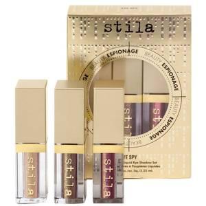 Stila Eye-Spy Glitter and Glow Liquid Eye Shadow Set